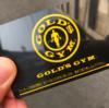 ゴールドジムに入会しました!