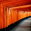 京都まち歩き#2(伏見稲荷の千本鳥居)