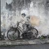 【マレーシアに女子1人旅・6】ジョージタウンの壁画アート巡り
