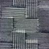 着物生地(190)籠目模様織り出し手織り真綿紬
