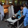 アフガニスタンで自爆テロ 36人死亡