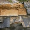 塀修理1(古い土塀の簡易補修04)