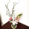 お花があると心と部屋がきれいになる