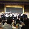 同僚の披露宴に出席!沖縄の披露宴定番の余興やカチャーシーで盛り上がったよ♡