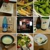 串カツと日本酒