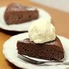 【バター・チョコレート不使用】炊飯器で作る★ブラウニー風ココアケーキのレシピ。