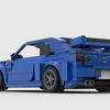 【レゴ】日産 R34GT-Rのショートビデオをつくりました