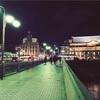 冬の八坂神社