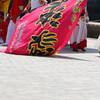 たるみずYOSAKOI社中 桜輝楽:関門よさこい大会2017(門司港、親水公園)