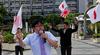 日本第一党沖縄県本部長、伝説の「沖縄ぼっち街宣」で「ぼっち辞任」。いざヤバくなるとみんな消えよる自称「愛国者」の集い ← 知ってた。