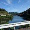 滝畑ダム周辺を探索(河内長野市)