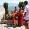 【ネパール女1人旅 Day.10】ホテルのオーナーと市内観光。ビンドゥパシニ寺院にセティ川渓谷!