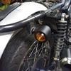 #バイク屋の日常 #カワサキ #250TR #ウィンカー交換 #バレットウィンカー