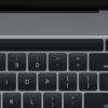 16インチMacBook Proの新たな画像、Touch BarとTouch IDレイアウトが明らかに