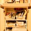 学んだスキルを使ってキッチン収納改革