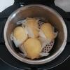 ホットクック 試作レシピ2回目 チーズ蒸しパン