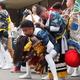 金剱宮「ほうらい祭り」(獅子方編)