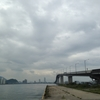 台風前ラン