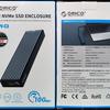USB3.1Gen2 NVMe SSDケースORICO M2PV-C3を買った