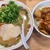 「天下一品」 豚キムチ丼セット