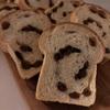 ●白ワイン香るレーズン食パン*レシピ