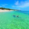 楽園を満喫しよう〜SUP&パナリ島シュノーケル