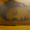 精巧なシルクスクリーン印刷 お札のような、写真のような精巧な技術