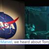 'アベンジャーズ'アイアンマンが宇宙遭難を見たNASAの反応