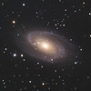 【M-180C + μフラットナーレデューサー実写画像】眼視だけじゃない!銀河撮影にもミューロンを使いこなそう