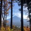 【トレラン】笹子→三ノ峠山→河口湖 ~徐々に大きくなる富士山を眺められる絶景コース~