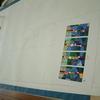 ステンドグラス製作 型紙作り