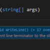 Visual Studio CodeでC#のコンソールアプリケーションを作る環境を整えよう