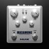 NUXが発表した新製品、「Masamune」「ATLANTIC」「Solid Studio」。すごくあれっぽい。