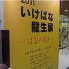 いけばな龍生展~上野松坂屋~♪