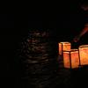 愛媛県内子町 小田「燈籠まつり」