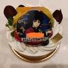 息子の誕生日ケーキ、今年はやっぱり・・・