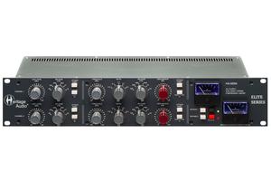 HERITAGE AUDIO からステレオ・コンプ/リミッターHA-609Aが登場。ダイオード・ブリッジ仕様でデュアル・モノにも対応