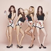 SISTAR 「Touch my body」 練習動画