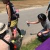 水都大阪ウルトラマラニック、熟女スプレーエイドは大騒ぎ!!夏の太陽のもと、ラン馬鹿たちの祭典は素晴らしすぎました!!