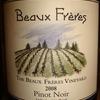 Beaux Freres Pinot Noir Beaux Freres Vinyard 2008