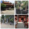 久し振りに台北市内と台北近郊をぐるっとまわりました。熱かったです。