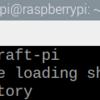 【RASPBERRY PI】マイクラが「error while loading shared libraries: libGLESv2.so」というエラーで起動できないときの対処法