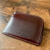 【エイジングを愉しむ】丸正レザー/クロムエクセル財布