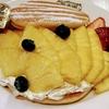 東京駅の朝ごはんは果実園で!モーニングパンケーキがお得すぎて驚き