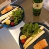 丁寧な調理でより美味しく💖 フランス産ホワイトアスパラガス