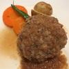 枚方T-SITE『フジマル食堂』の限定25食ハンバーグランチ