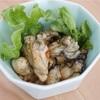 牡蠣バターガーリックソテー