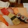 京橋を徘徊、立ち寿司 まぐろ一徹 で一杯