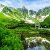木曽駒ケ岳でテント泊して写真撮ってきた(2日目)
