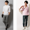 メンズファッション初心者 春におススメのアイテム!1
